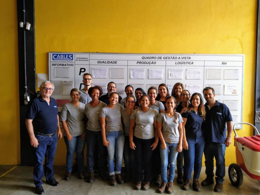 ANIVERSÁRIO 6 ANOS CABLES